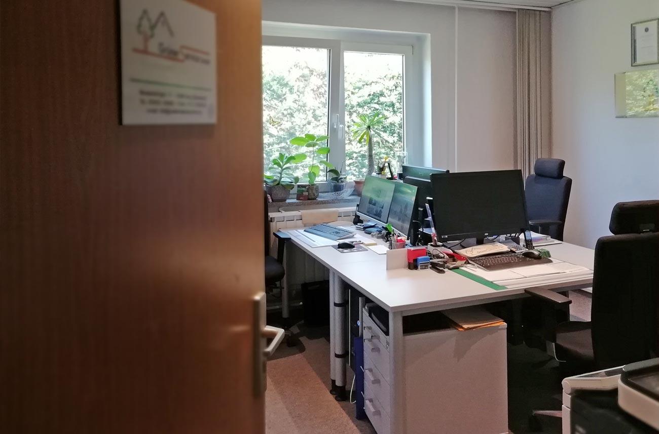 Büro Grüner Service GmbH